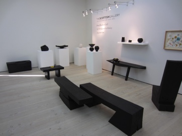 Exhibition furniture at RCC
