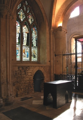 Altar & Cross, Christchurch Cathedral, Oxford